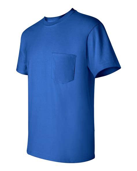 T Shirt Gildan Murah gildan mens sleeve blank ultra cotton tshirt with a pocket 2300 up to 5xl ebay