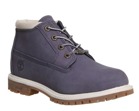 timberland boots grey timberland nellie chukka waterproof boot in gray