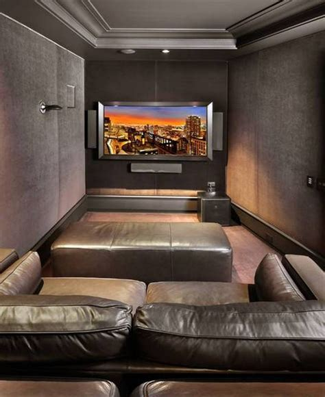small home theater room ideas best 25 small home theaters ideas on small