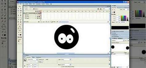 tutorial flash pro 8 how to make cartoon animation in macromedia flash 8