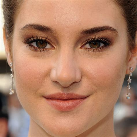 The Oscars Liveblog At Catwalk And Makeup by Shailene Woodley Oscars Makeup See 61 Of This Year