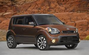 Kia Sola Kia Soul 2012 Widescreen Car Wallpaper 03 Of 30