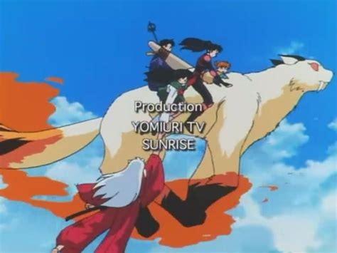 anime animal guys images inuyasha inuyasha 1st opening