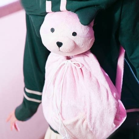 Blouze Nanami Jumbo dangan ronpa chiaki nanami backpack lenzishop