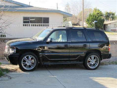 how to sell used cars 2003 gmc yukon windshield wipe control sell used 2003 gmc yukon denali sport utility 4 door 6 0l in rowland heights california united