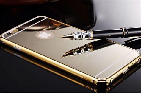 Casing Iphone Gold 6 6s Metal Gold und luxus iphone 6 h 252 lle iphone 6s kxx aluminium