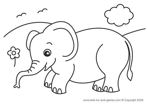 drawing images for how to draw an elephant for step by step animals
