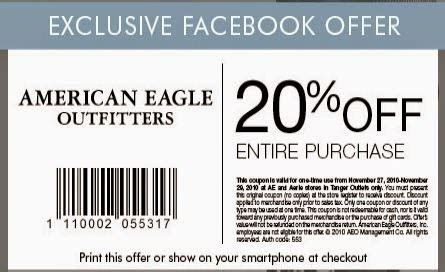 american printable grocery coupons american ealge outfitters printable coupons september 2015
