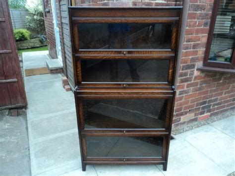 gunn bookcases for sale antique oak stacking barristers bookcase globewernicke
