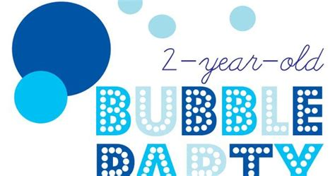 Bubbles All The Way by Bubbles Idea For 2 Year Birthday Ideas