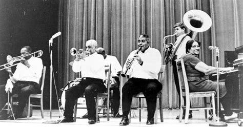 rag time music florida memory preservation hall jazz band playing jazz