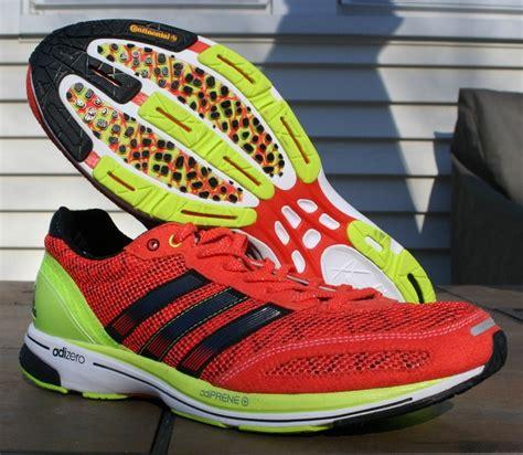 sneaker reviews adidas adizero adios 2 running shoe review