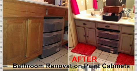 how to paint over varnished cabinets meg made creations paint bathroom cabinets diy how to