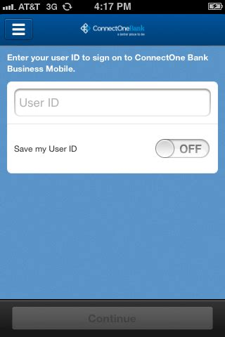 connection bank connectone bank mobile android apps on play