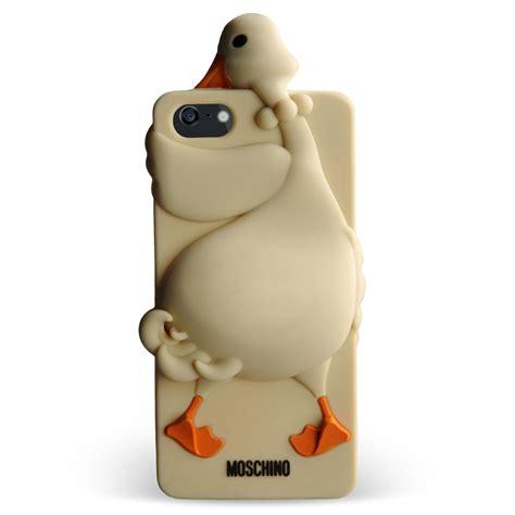 Moschino Doll Iphone 4 4s Custom moschino 3d goose luisa iphone 4 4s