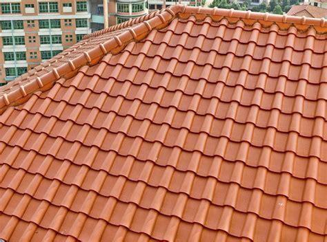 tile type span roofing t2 310x245mm high quality met glazed clay tile span