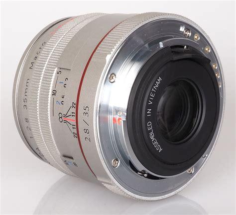 hd pentax da 35mm f 2 8 macro limited lens review
