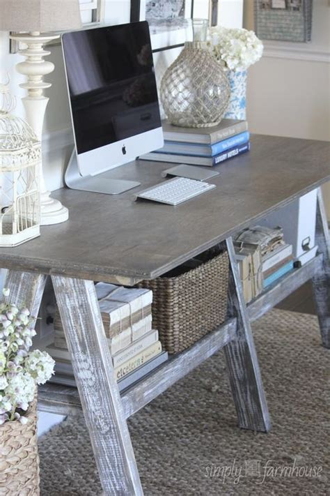 25 best ideas about rustic desk on reclaimed