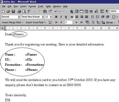 wedding invitation using mail merge invitation letter using mail merge images invitation