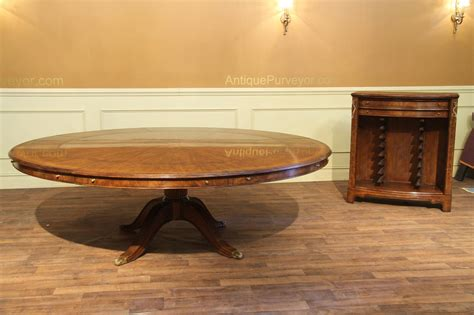round table dinner buffet expandable round walnut dining table formal traditional
