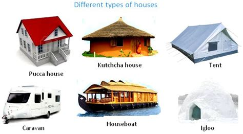 house types different types of houses project pinterest