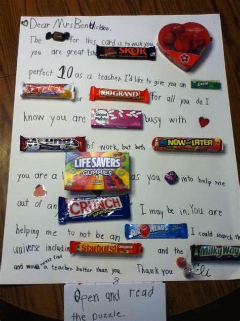 valentine candy bar card for teachers my kid s love
