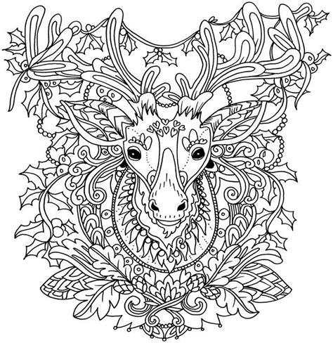 coloring pages for adults holidays 22 christmas coloring books to set the holiday mood