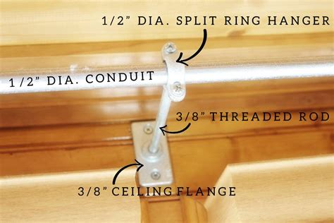diy long curtain rod diy long curtain rod for large rooms