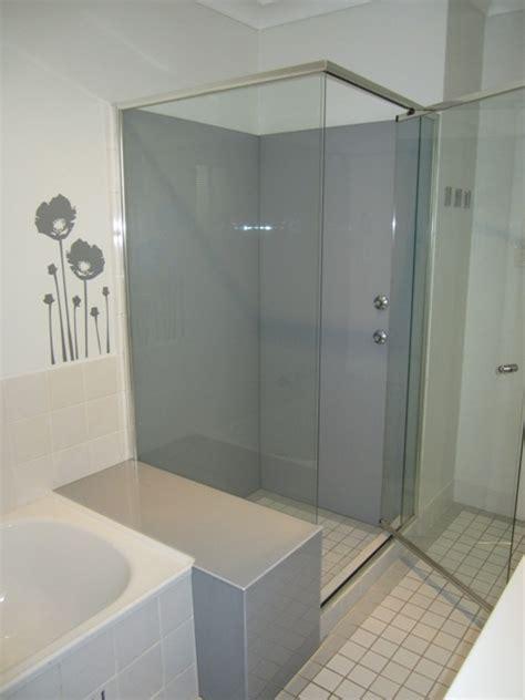 perspex bathroom splashbacks acrylic splashbacks for showers and bathrooms