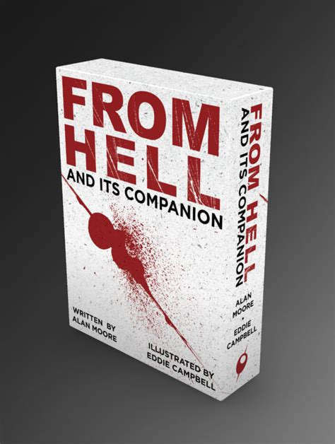 from hell companion the from hell from hell companion slipcase top shelf productions