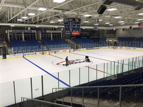 plymouth mi section 8 application center logo complete at usa hockey arena