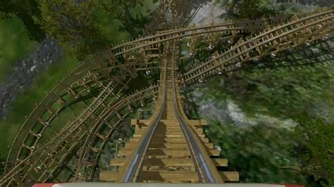 Make Coasters by Wildfire Pov Kolmarden Wooden Roller Coaster 2016 Youtube