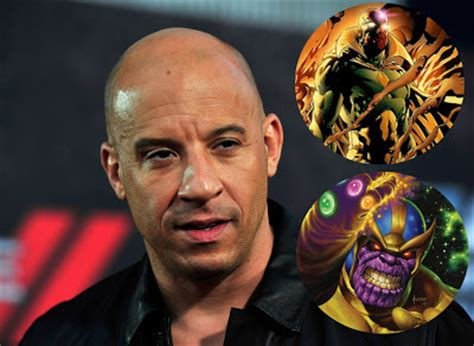 actors who could play thanos celluloid and cigarette burns vin diesel hinting he could