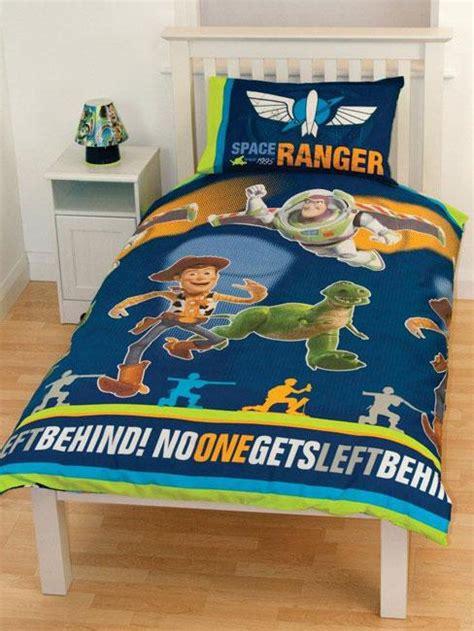 Buzz Lightyear Duvet Cover Kids Double Duvets Childrens Bedding Direct