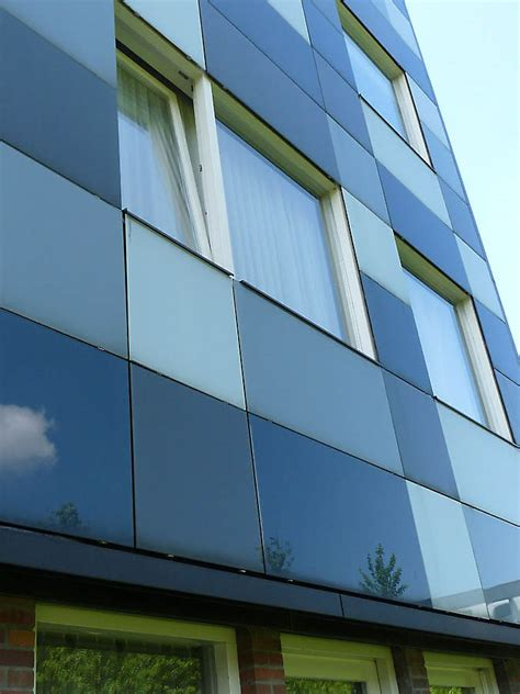 Glass Facades apartments java eiland in amsterdam netherlands