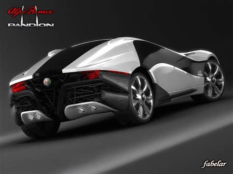Alfa Romeo Pandion by 3d Alfa Romeo Pandion Concept Car Model