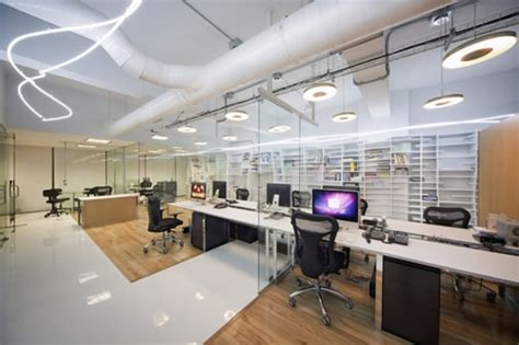 modern industrial office communications pr office design gallery the best