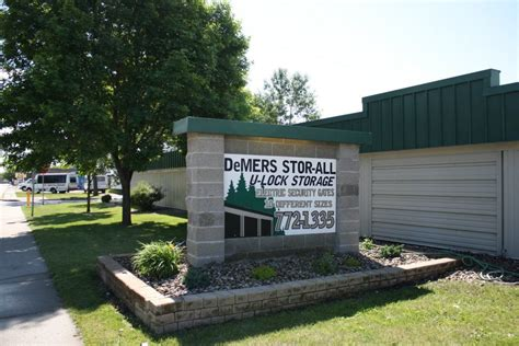 Storage Units In Grand Forks Nd by Demer S Stor All Storage Facility Grand Forks