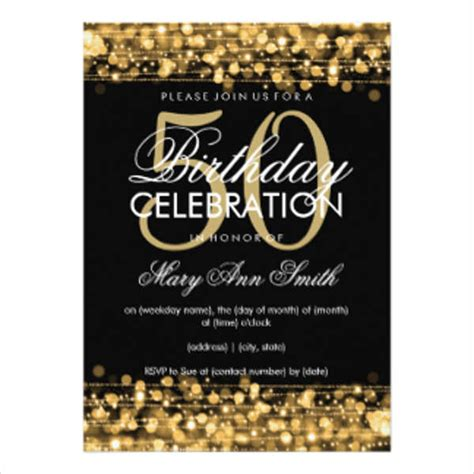 free birthday invitation pdf birthday invitation templates in pdf free premium