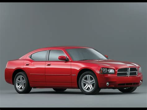 2006 dodge charger r t side angle 1280x960 wallpaper