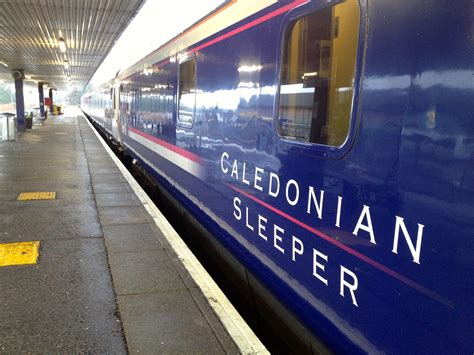 Scotland Sleeper to scotland by sleeper
