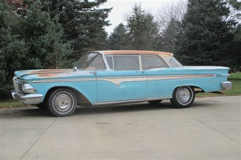 Edsel Ford Car For Sale by Edsel For Sale Autos Post