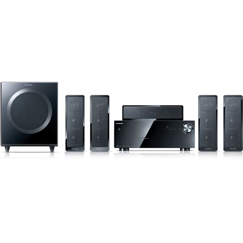 samsung ht as730st home theater system ht as730st b h photo