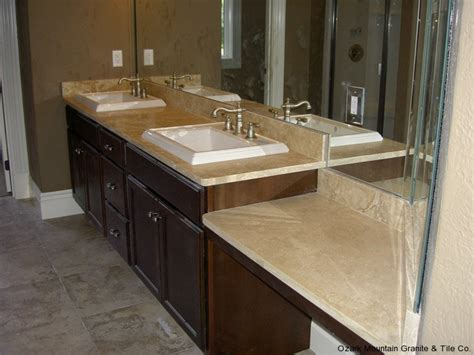 Bathroom Granite Countertops Bathroom Granite Countertops Gallery