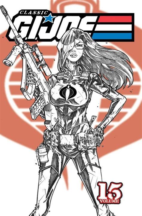 Classic G I Joe Volume 13 idw publishing july 2012 solicitations
