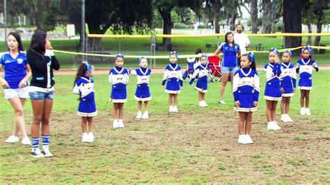 Garden Grove Bulldogs Anaheim Pop Warner Football Anaheim Wildcats Vs Garden