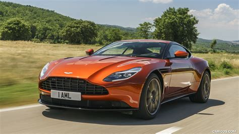 orange aston martin 2017 aston martin db11 color cinnabar orange location