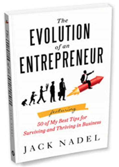 entrepreneurship the science and process for success books are entrepreneurs born or made nadel s book