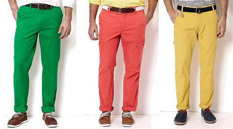 mens colored brightly colored for yay or nay blogs