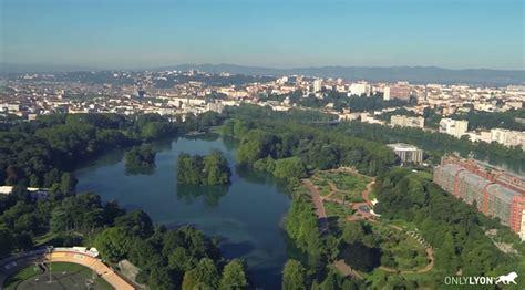 Or Le Superbes Images De Lyon 233 Es Par Un Drone